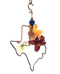Texas Hummingbird Feeder, $35